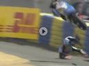 Jack Miller Horror Crash, MotoGP Le Mans - mehr Schutzengel geht nicht