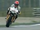Jakub Smrz vs. Ducati 1098R Superpole Monza - mit Powerwheelie aus dem Eck gefeuert Epic