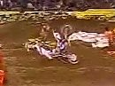 James Stewart vs. Chad Reed crash at 2009 AMA Supercross Anaheim