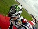 James Toesland Superbike onboard Silverstone - Fahrerperspektive mit GoPro Hero HD