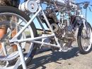 J.A.P. NLG Big Twin 2714 ccm Nachbau - Große Handwerkskunst