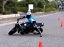 Japanische Donuts - 360° mit Honda CBR 600RR mal ganz anders