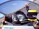 Jarama (Spanien) onboard mit Kawasaki ZX-R 10