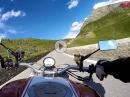 Jaufenpass, Südtirol, mit Ducati Monster 20.07.20 auf dem Weg zum Timmelsjoch