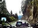 Jaufenpass (Passo di Monte Giovo) Südtirol, Italien im Schnelldurchlauf - Fun