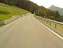Jaufenpass - Passo di Monte Giovo (Südtirol, Italien) Nordseite