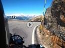 Jaufenpass von Sterzing aus mit KTM 1090 Adventure