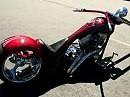 Jeff Nickell Custom Bike Design