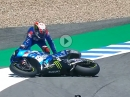 Jerez Highlights und Top 5 Momente - SpanishGP - Jack Miller wins
