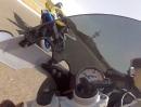 BMW HP4 - Jerez onboard Lap - auf Feindflug in Spanien