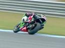 Jerez SBK-WM 2014 Runde 10 Kawasaki Vorschau
