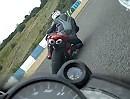 Jerez (Spanien) onboard Yamaha R1