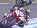 Jerez Supersport (SSP) 600 WM 2013 - Highlights. Lowes krönt Hammersaison