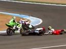 Jerez Supersport-WM 2014 Highlights - VD Mark WSS Weltmeister 2014