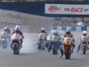 Jerez: World GP Bike Legends 2015 - die Helden der 500ccm Ära