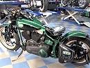 Jever Harley Custombike von Thunderbike- Old School vzum gewinnen!