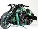 Jever V-Rod Harley Custombike umgebaut von Harely Davidson Hamburg