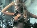 Joanna Krupa Motorcycle Photoshoot - Hammer Frau mit Hammer Ausstrahlung