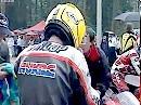 Joey Dunlops letztes Rennen in Pirita-Kose-Kloostrimetsa in Tallinn, Estonia