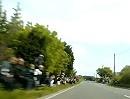 John McGuinness SBK-Race TT 2012 Isle of Man - Coole Sau nur am Limit