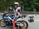 John McGuinness vs Mini Libra - Making of - Mega aufwendig