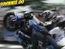 Johnnie Do - professional Motorcycle Stuntrider