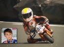 Johnny Garness #57 - British Mini-Moto Maverick - Racing-Kid