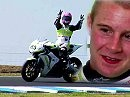 Jonathan Rea Superbike Fahrer auf Hannspree Ten Kate Honda - super gemachtes Personality Video