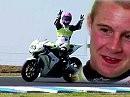 Jonathan Rea Superbike Fahrer auf Hannspree Ten Kate Honda - super gemachtes Personality Video