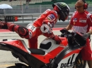 Jorge Lorenzo, Ducati GP17 Rollout Sepang