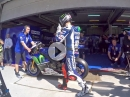 Jorge Lorenzo erste Ausfahrt 2016 Sepang MotoGP Test