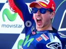 Hammer: Jorge Lorenzo - Highlights 18 Jahre Motorrad-WM - Thank you Jorge!
