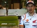 Jorge Lorenzo Interview 2019 zum ersten Mal in den Honda Repsol-Farben