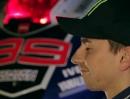 Jorge Lorenzo Interview - Yamaha YZR-M1 MotoGP 2013 - Präsentation