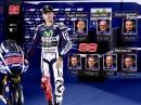 Jorge Lorenzo - Movistar Yamaha MotoGP 2015 Fahrerprofil