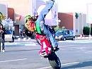 Jorian Ponomareff - Stuntivideo. Coole Mucke, super Schnitt geiles Stunting in Montpellier