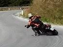 Eine Supermoto-Geschichte: Driften just for fun mit KTM Duke - SEHR GEIL ! (die Red.)