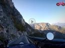 Kaiserjägerstraße mit Ducati Monster