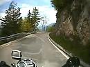 Kaiserjägerstraße, Trentino, Italien 2010 mit GS- Motorradreisen