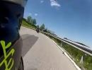 Kalte Kuchl / Maria-Zeller Land Motorradtour mit VFR 1200F