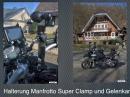 DJI Osmo Kameragimbal Test an der BMW GS1200