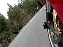 Kameratest POV VIO 1.5 auf Triumph Daytona 675