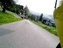 Kameratest Somikon Eagle 100 - Abfahrt vom Rooterberg von Michaelskreuz nach Root (Schweiz)