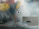 Kapitaler Motorschaden: Wird die Hornet hochgedreht, der Motor keinen Spaß versteht !