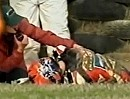 Karriereende: Carl Foggy Fogarty Crash in Phillip Island 2000
