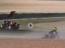 Katar Race1 - SBK-WM 2019 Highlights - Rea gewinnt knapp vor Davies
