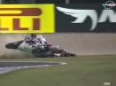 Katar SBK-WM 2014 Superpole Highlights
