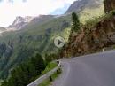 Kaunertaler Gletscherstraße - Alpen 2017