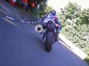 Kawa Power: Dynamite Hillier beim Quali-Tiefflug auf der TT 2017