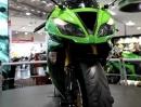 Kawasaki auf der Intermot Halle 9